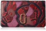 Marc Jacobs J. Marc Snake Patchwork On Chain Wallet