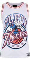 Philipp Plein Bee Logo Basketball Vest
