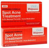 Walgreens Spot Acne Treatment