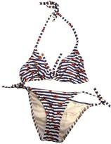Princesse Tam-Tam White / Blue Polyamide Swimwear for Women