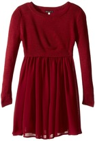 Ella Moss Macie Sweater Dress (Big Kids)