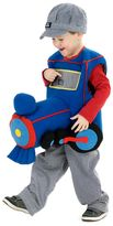 Toddler Plush Ride-In Train Costume