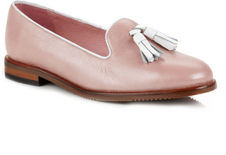 Its Got Soul Helena Pale Pink Slipper Shoe