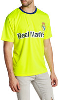 EUROPEAN SOCCER TEAM LOGO Real Madrid Shirt