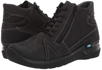 Wolky Why (Black) Women's Boots