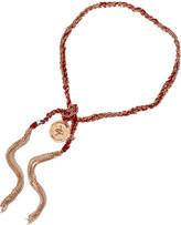 Carolina Bucci (PRODUCT)RED Lucky Tie bracelet