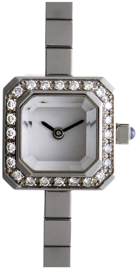 Corum Women's Sugar Cube Diamond Watch