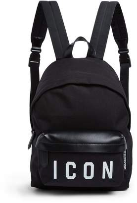DSQUARED2 Logo Icon Backpack