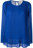 MICHAEL Michael Kors ribbed blouse