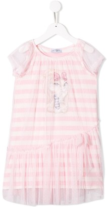 MonnaLisa Layered Lace Dress
