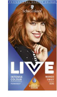 Schwarzkopf Live Colour Intense Colour 030 Mango Twist