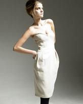 J. Mendel Strapless Dress