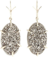 Dean Harris Druzy Agate Earrings