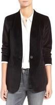 Madewell Women's Lauren Velvet Blazer