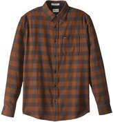 Matix Clothing Company Men's Buffalo Herringbone Long Sleeve Flannel 8157808
