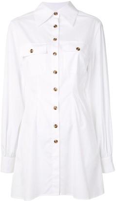 Anna Quan Niko mini shirt dress