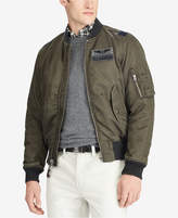 Polo Ralph Lauren Men's Twill Bomber Jacket