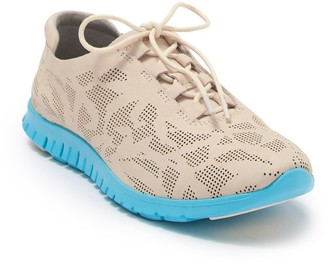Cole Haan ZeroGrand Perforated Trainer
