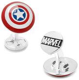 Cufflinks Inc. 3D Captain America Shield Cuff Links