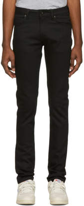 Naked & Famous Denim Denim Denim Black Super Skinny Guy Jeans