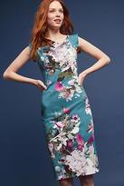 Black Halo Larenna Floral Sheath Dress