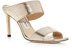 Jimmy Choo Women's Hira 85 High-Heel Slide Sandals - 100% Exclusive