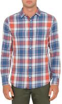 R & E RE: Red Check Shirt