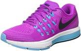Nike Women's Air Zoom Vomero 11 Cl Grey/Hypr Orng/Opt Yllw Running Shoe 10 Women US
