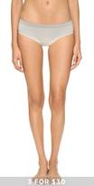 Calvin Klein Underwear Seamless Illusions Hipsters