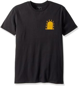 Quiksilver Young Mens Speedshape Mod T-Shirt