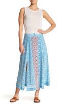Nanette Lepore Street Fair Silk Skirt