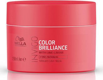 Brilliance+ Wella Professionals INVIGO Color Brilliance Vibrant Color Mask - Fine 150ml