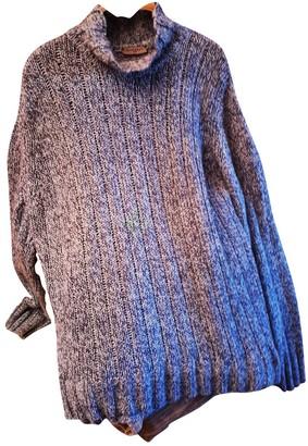 Givenchy Turquoise Wool Knitwear & Sweatshirts