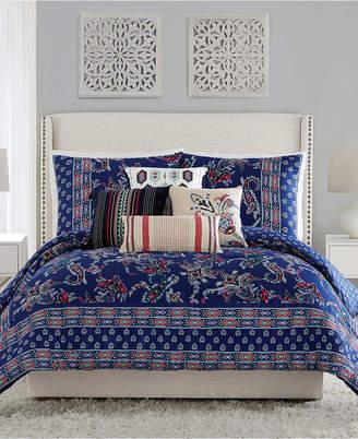 Vera Bradley Romantic Paisley King Comforter Set