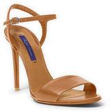 Ralph Lauren Blianna Calfskin Sandal