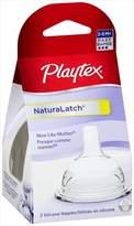 Playtex Naturalatchnipple, Medium Flow, Pack Of 2