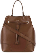 Furla bucket bag with drawstring fastening - women - Leather - One Size