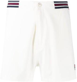 Fila Logo Relaxed Shorts