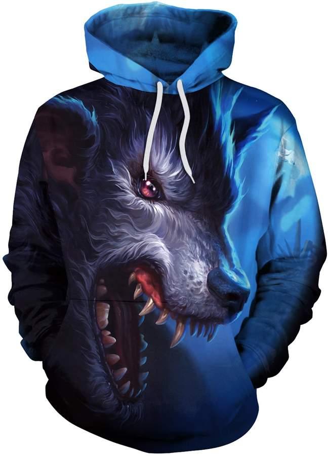Hunter Little Unisex 3D Digital Print Colorful Galaxy Sweatshirts Milk Pullover Fashion Hoodies