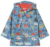 Hatley Blue Rush Hour Raincoat