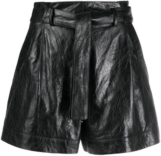 Drome Flared Style Shorts
