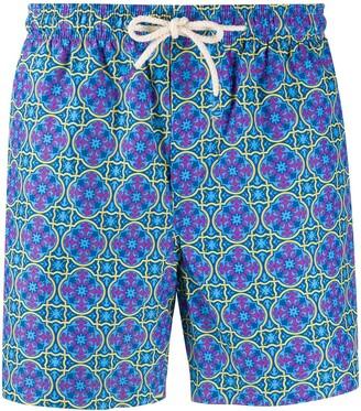 Peninsula Swimwear Santo Stefano M5 mesh-lined swimming trunks