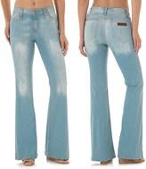 Wrangler Flared Leg Jeans - High Waist (For Women)