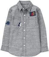 Gymboree Patch Shirt