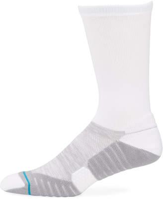 Stance Men's Golf Uncommon Solids Crew Socks