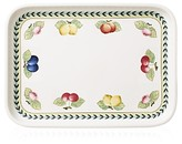 Villeroy & Boch French Garden Baking Rectangular 14 Serving Plate/Lid