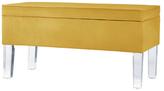 Skyline Furniture Printed Storage Bench