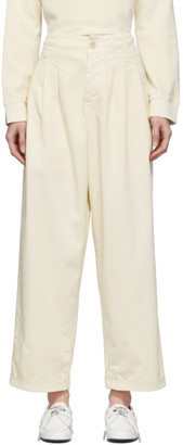 YMC Off-White Keaton Trousers
