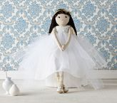 Pottery Barn Kids White Fairy Designer Doll Dakota