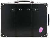 Globe-trotter The Rolling Stones 21 Trolley Case in Black.